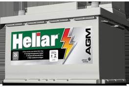 Baterias Heliar AGM