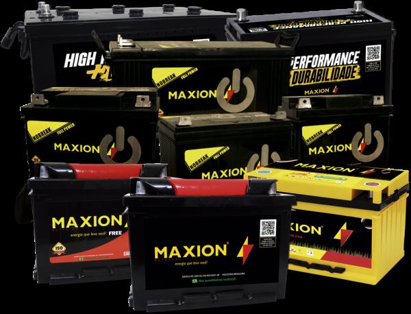 Baterias Maxion
